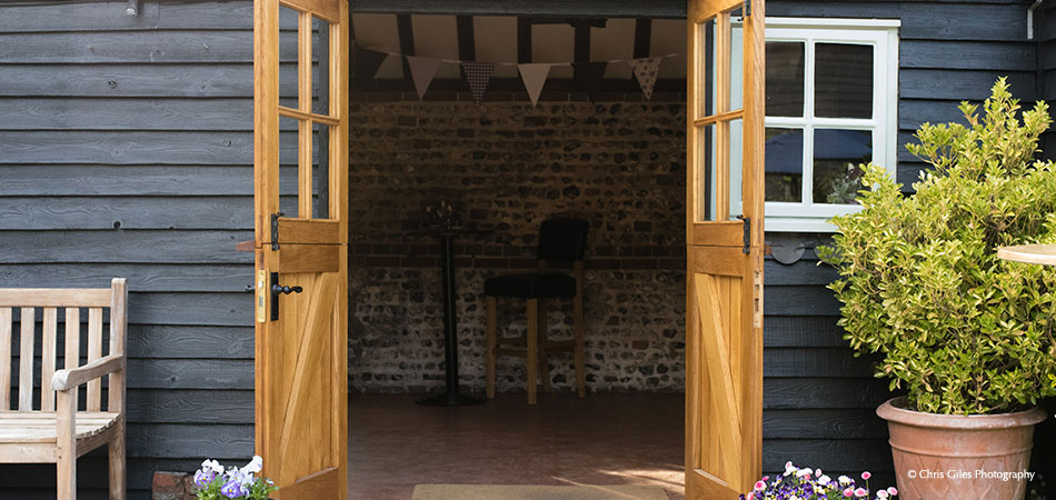 The Stable Bar Entrance