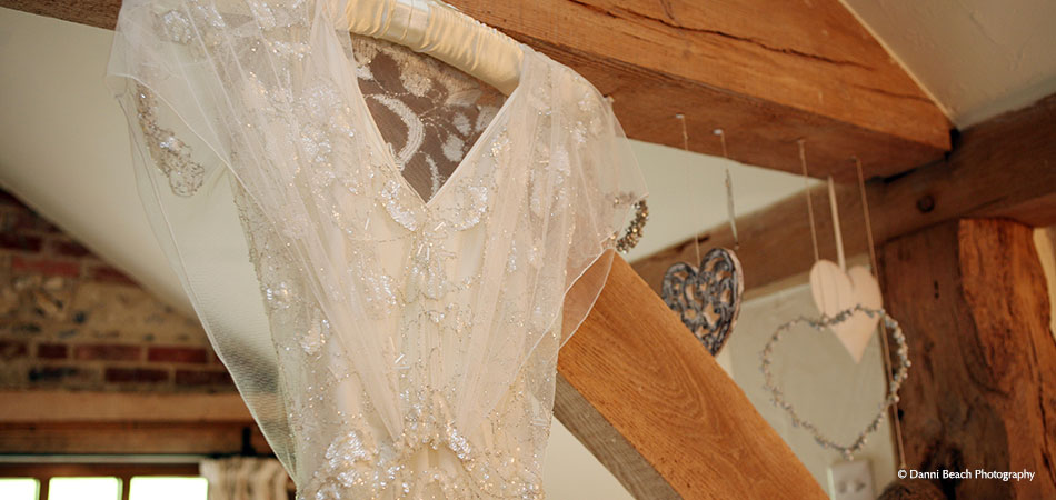 Vintage Wedding Dress & Accessories