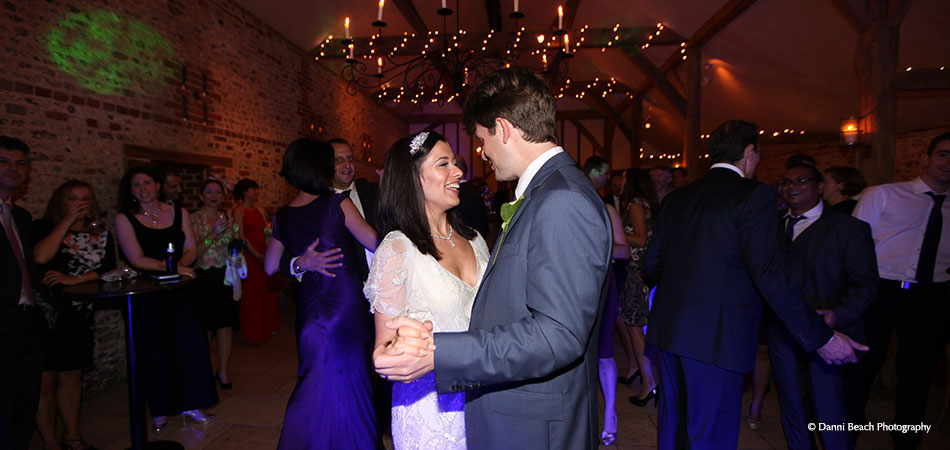 First Dance At The South Barn