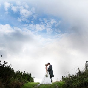 Countryside Natural Wedding Photos