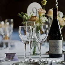 Catering - Upwaltham Barns - © Tim Simpson Photography