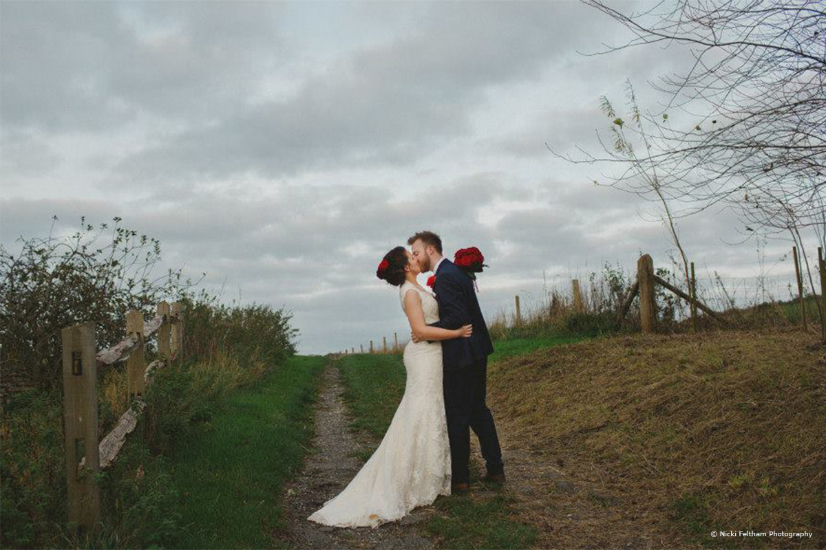 The bride and grooms top tips at Upwaltham Barns - © Nicki Feltham Photography.jpg