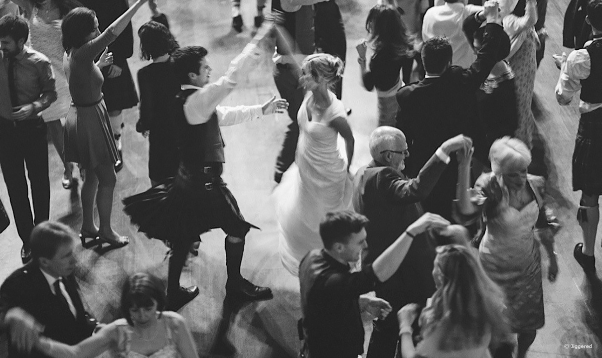Wedding Entertainment Ideas - Ceilidh © Jiggered.com