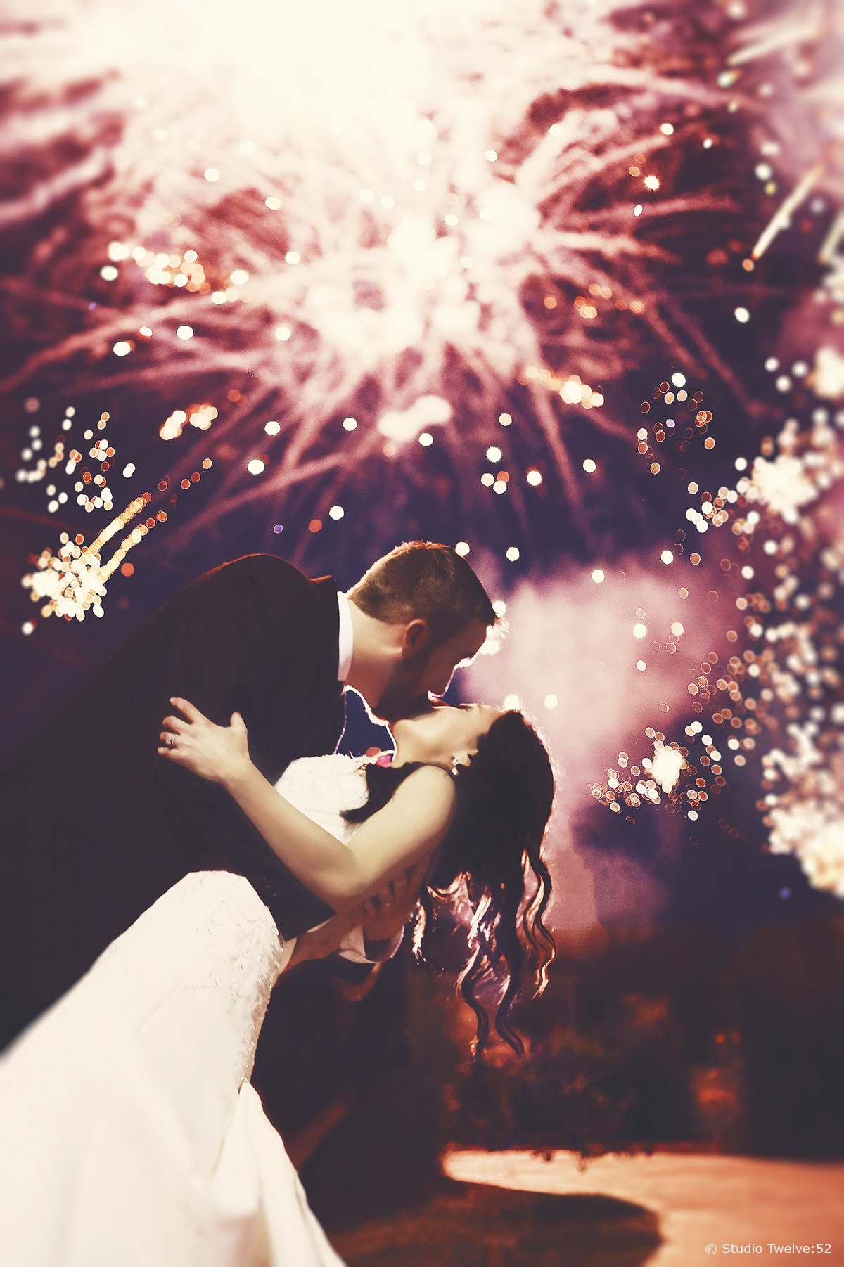 Wedding Entertainment Ideas - Fireworks ©Studio Twelve:52
