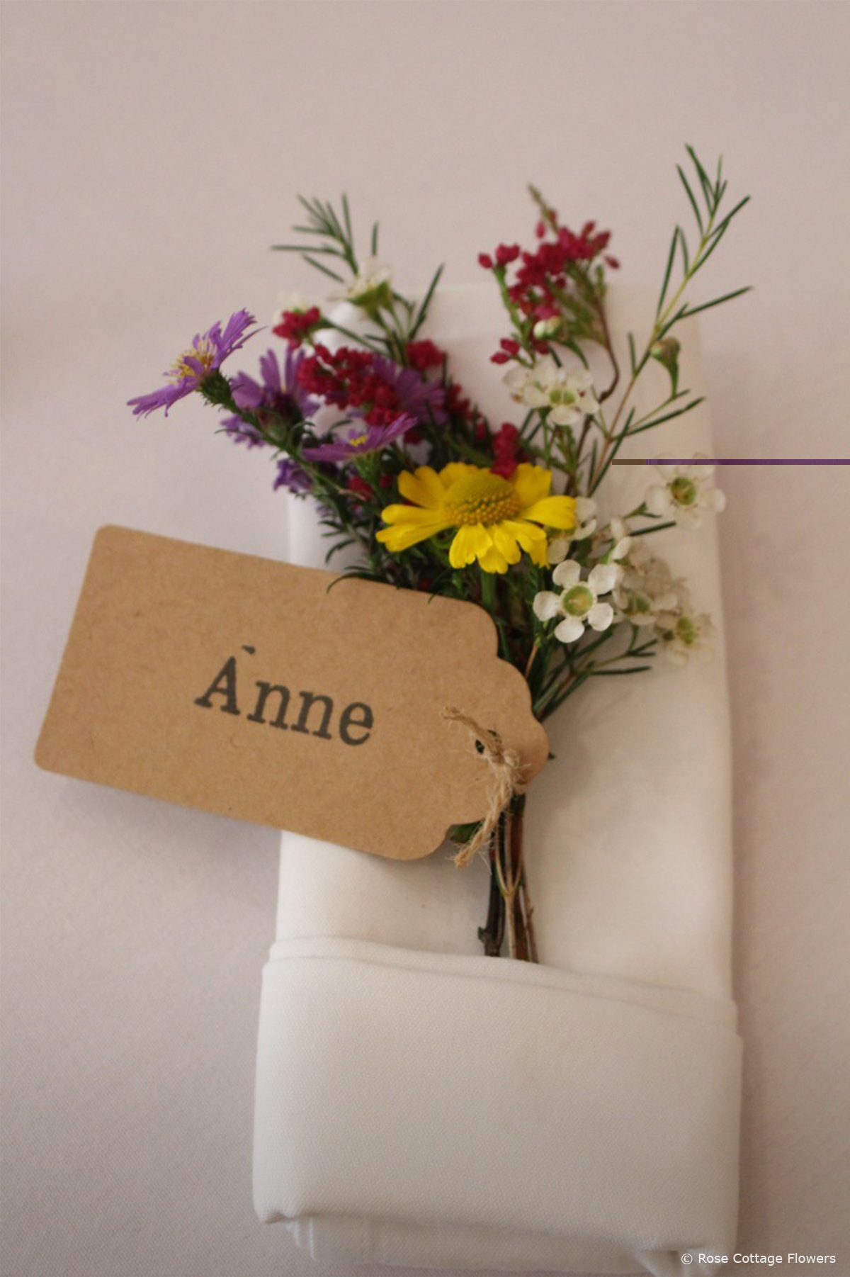 10 of our Favourite Wedding Favours 2016 - Buttonhole