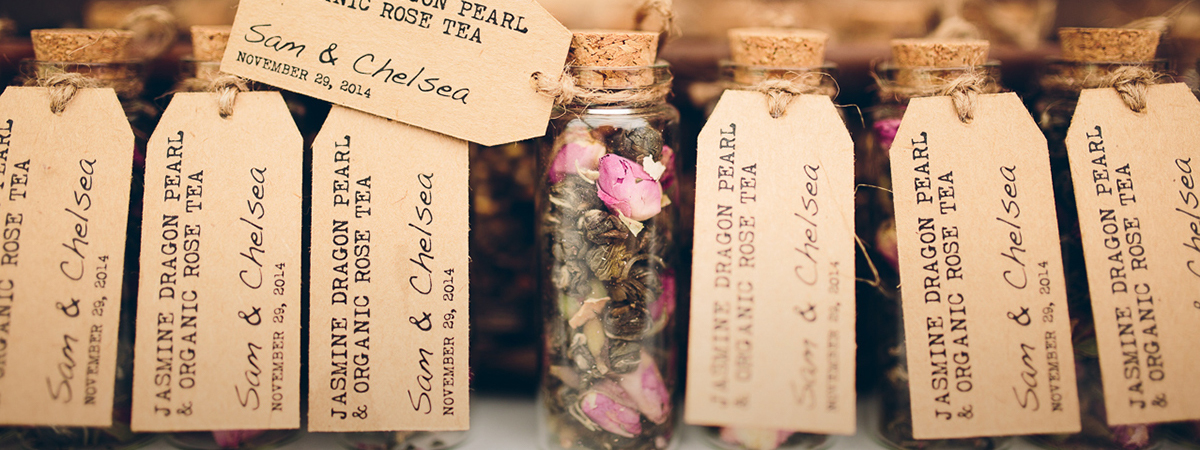 10 Of Our Wedding Favours 2016