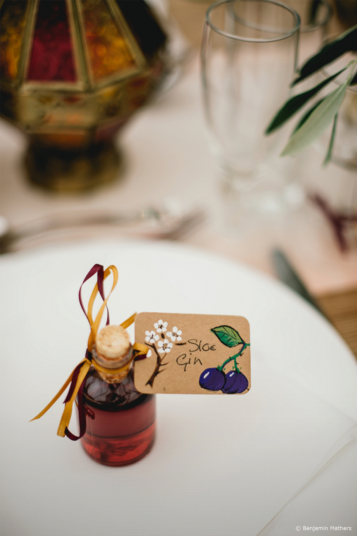 10 of our Favourite Wedding Favours 2016 - Miniature drinks