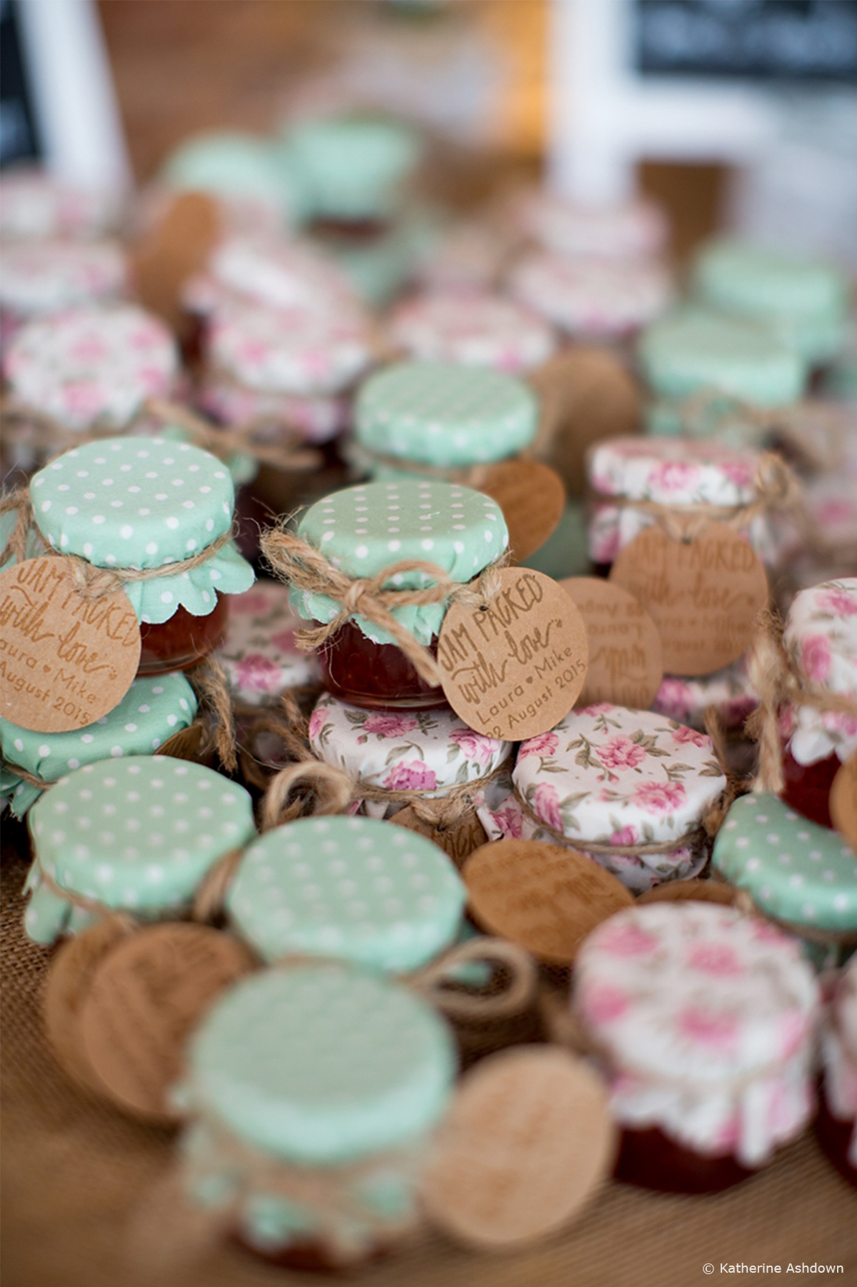 10 of our Favourite Wedding Favours 2016 - Preserves