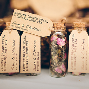10 of our Favourite Wedding Favours 2016