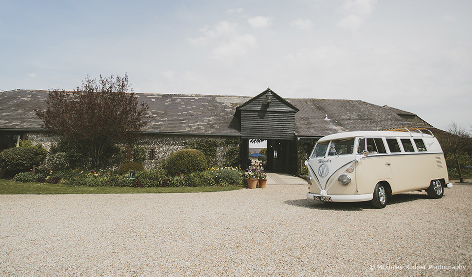 Venue the one Upwaltham Barns martine andy