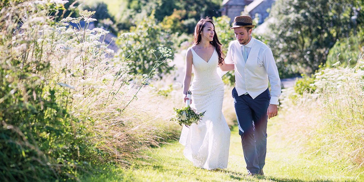 Upwaltham Barns West Sussex wedding venue - Wedding open day