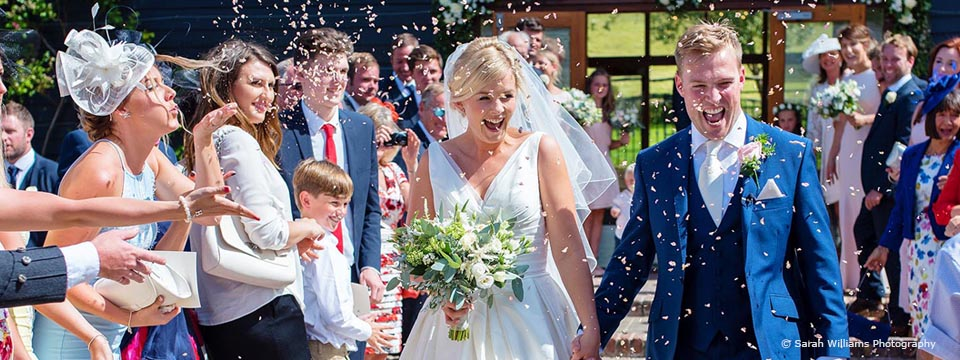 How to make homemade petal confetti upwaltham barns wedding venues west sussex