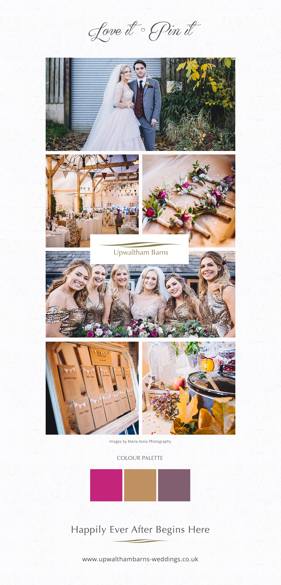 Katie & Sam's Festival Themed November Wedding