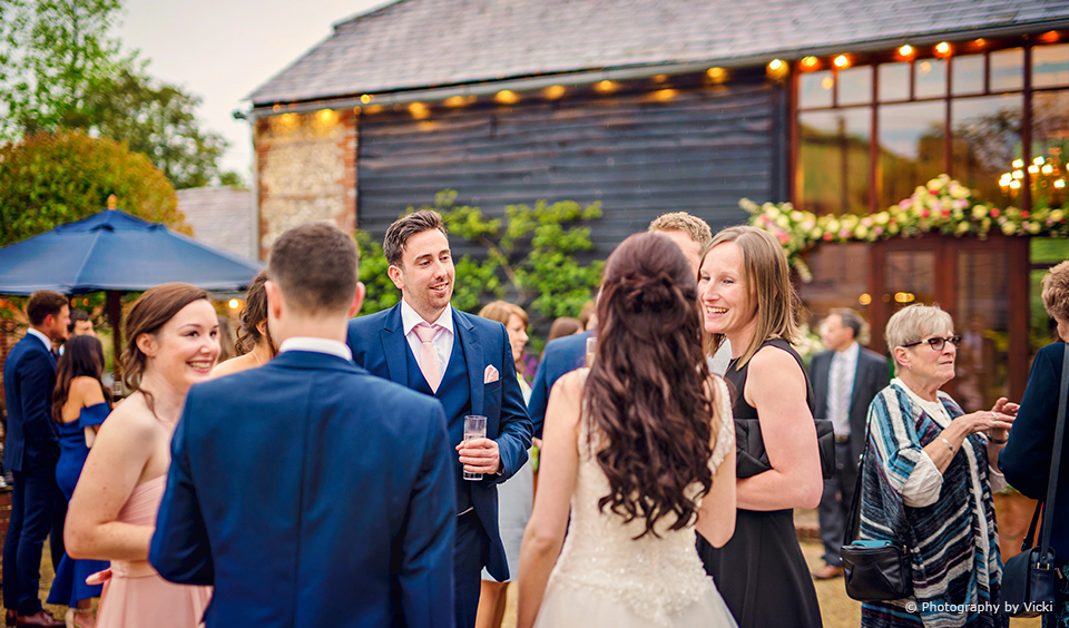 Why Take Out Wedding Insurance? | Upwaltham Barns